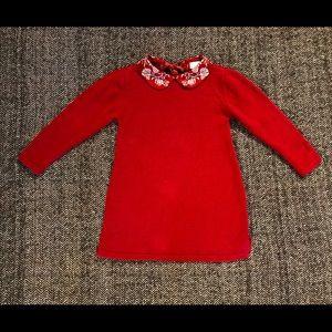 C deC sweater dresses size 3T
